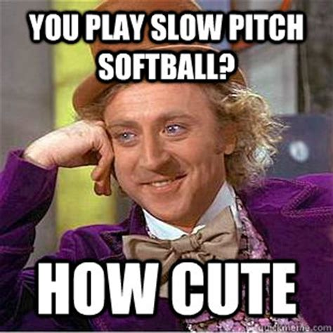 Funny Softball Memes - softball humor quotes quotesgram