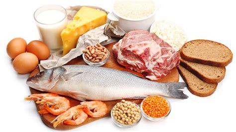 proteina y alimentos con proteinas y su importancia para los musculos