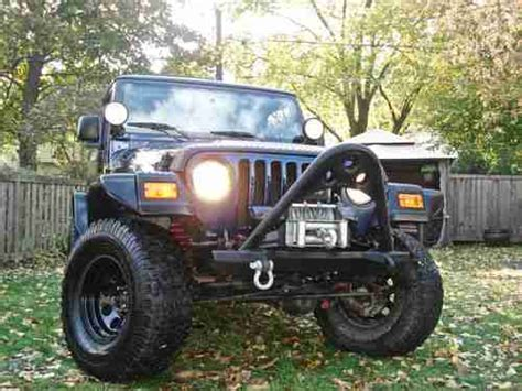 2005 jeep unlimited lifted sell used 2005 jeep wrangler lifted unlimited lwb top