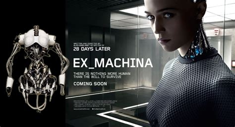 director of ex machina author alex garland is now a film director litreactor