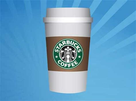starbucks coffee cup template 30 sets of free vector packaging design templates best