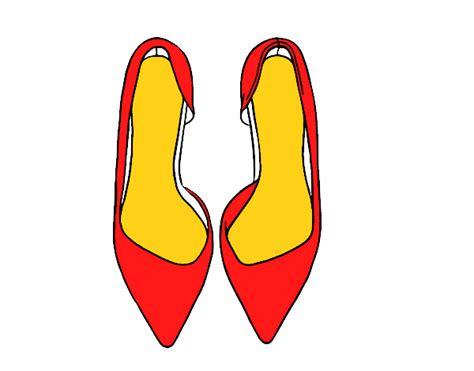 Chaussure Madame by Dessin De Madame Chaussures Colorie Par Membre Non Inscrit
