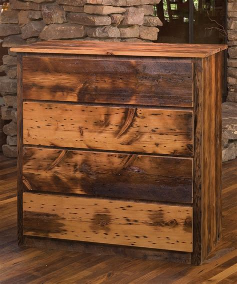 reclaimed wood dresser furniture enchanting bedroom furniture ideas with