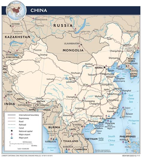 political map of china with cities large detailed political map of china with roads major