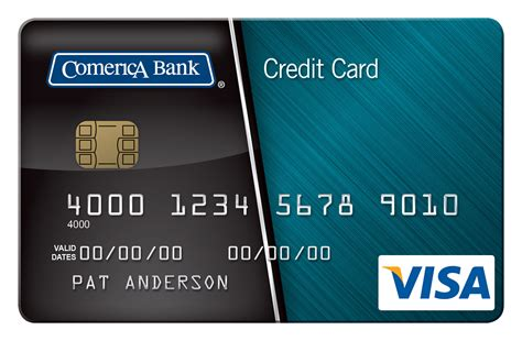Is Visa Gift Card A Credit Card - apply for a credit card view our rewards programs comerica