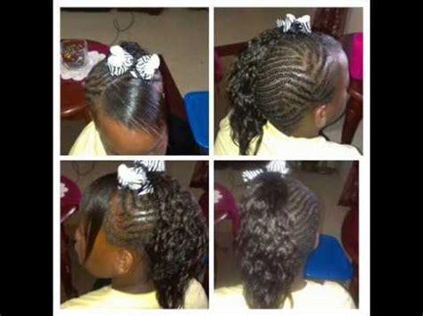 kid hairstyles (braids) youtube
