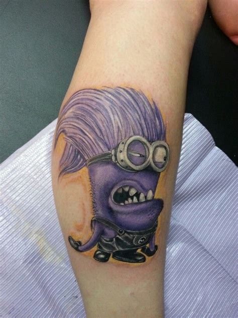minion tattoo designs 1000 images about minion tattoos on buzz