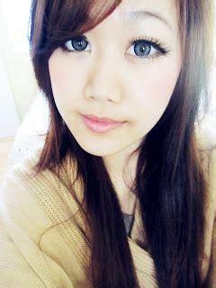 geo princess mimi bambi sesame grey lens (gyaru style
