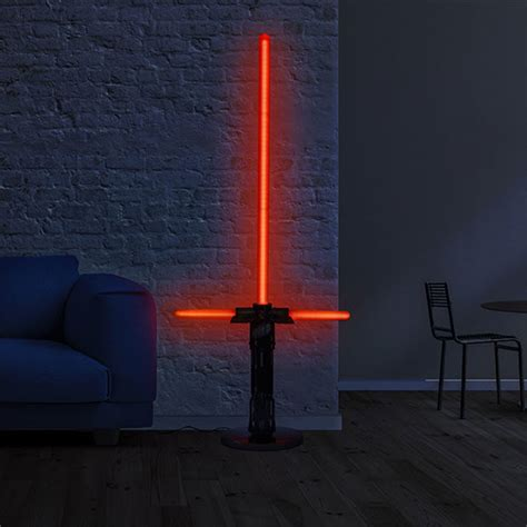 Lightsaber Light by These Lightsaber Ls Illuminate The Side Of The