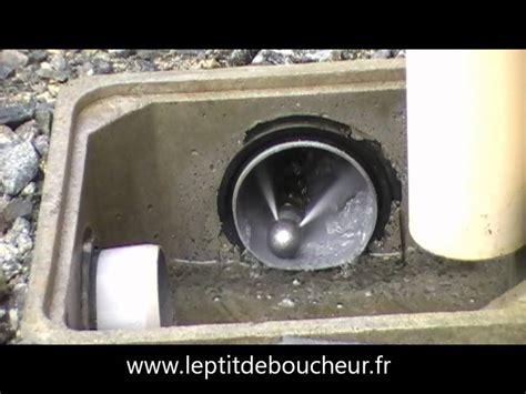 comment deboucher un evier d 233 bouchage canalisation