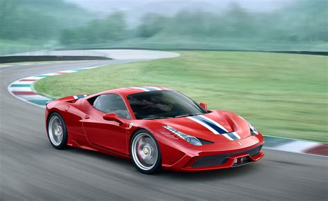 Report Ferrari 458 Speciale Spider Confirmed For Paris