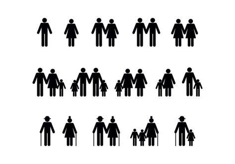 imagenes vectoriales personas personas vector diversidad familiar descargue gr 225 ficos y