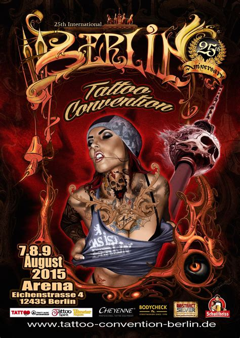 tattoo convention queen mary 2015 berlin tattoo convention 2015 mediazink