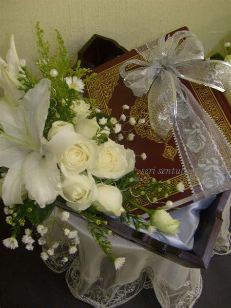 wallpaper bunga dan cincin seri sentuhan gubahan hantaran dan bunga di kulaijaya johor