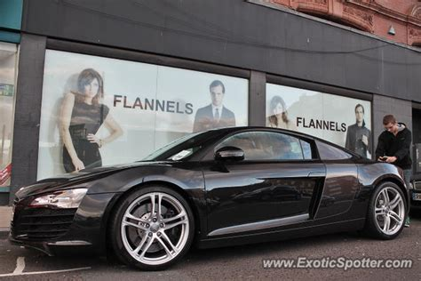 audi in leeds audi r8 spotted in leeds united kingdom on 10 06 2012