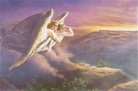 how to contact angels for comfort, guidance, healing and