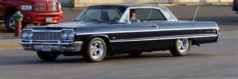 year one impala parts