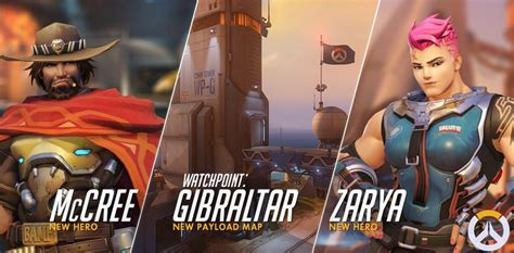 New Overwatch Characters Revealed, Beta Starts This Fall