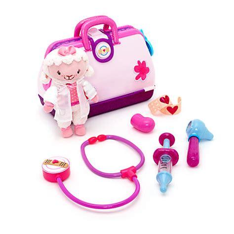 Dokter Set Doc Mcstuffin doc mcstuffins hospital with lambie