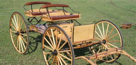 wooden   build  buckboard wagon  plans
