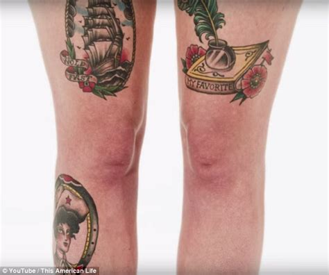 seen 550 image uploads tattoo share arizona woman reveals her 17 tattoos to her conservative