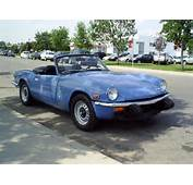 COAL 1974 Triumph Spitfire 1500 – The Ideal First Classic Car