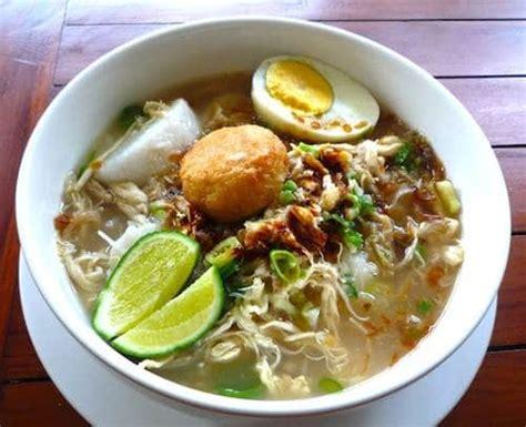 cara membuat soto ayam yang sedap resep soto ayam khas indonesia