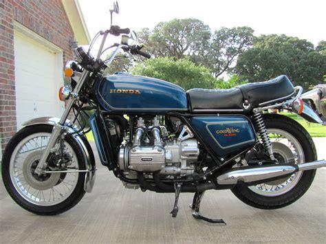 Sparepart Honda Gl 1977 honda gl 1000 gold wing pics specs and information