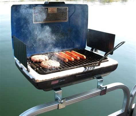 best pontoon boat grill pontoons grill basket a must for when we get one