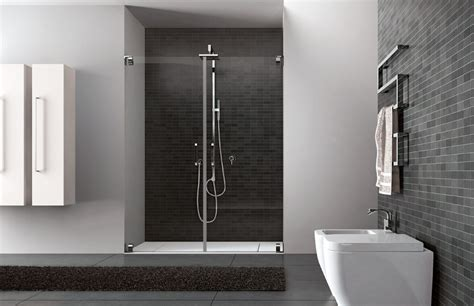 box doccia glass glass shower enclosure disenia