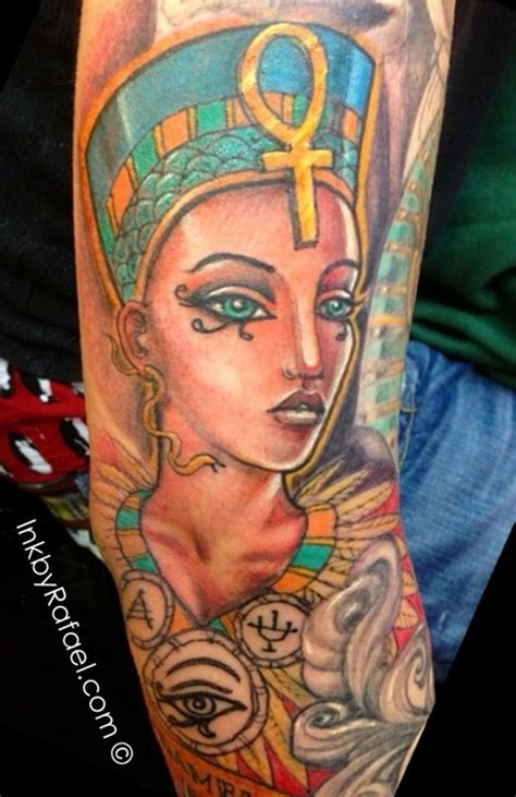 nefertiti tattoos almost 100 tattoos that will your mind