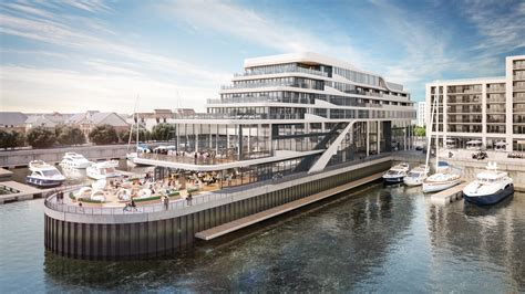Home Bar Design Uk by Southampton Harbour Hotel To Open In October Hotel Designs