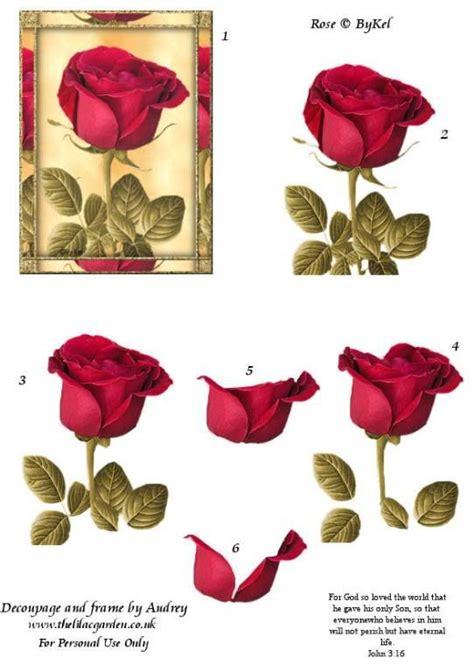 Decoupage Editing - floral 3d sheets photos by spyrocatgirl on photobucket