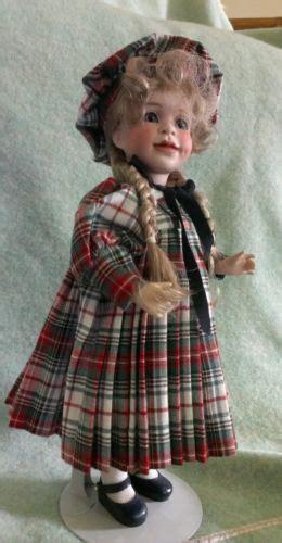 doll guild wendy lawton doll 1995 collectors guild doll uniquely