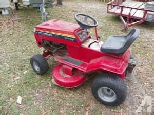 """38"""" 11 hp murray riding lawn mower (hinesville, ga) for"""