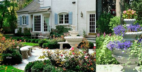country backyard landscaping ideas french country garden decorating photograph landscap