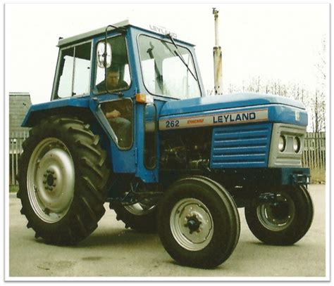 leyland  syncro tractor classic connections