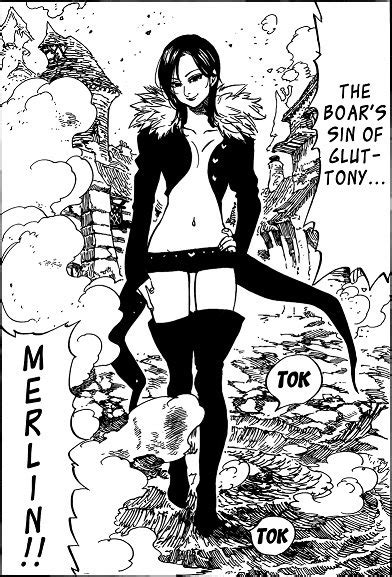 Merlin | Wiki | Seven Deadly Sins Amino