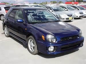 2002 Subaru Impreza Hatchback Used 2002 Subaru Impreza Wagon Photos 2000cc Gasoline