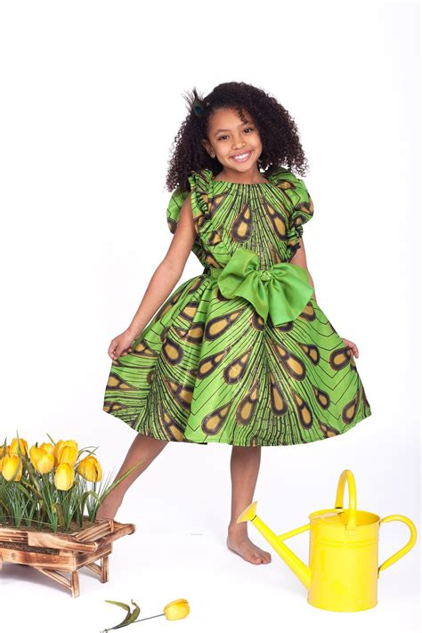 childrens ankara fashion african dress styles for kids 19 cute african attire for