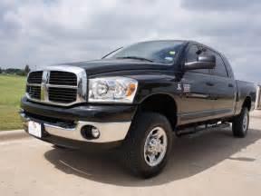 Dodge Trcks Only Has 28k A 2009 Dodge Ram 2500 Truck Mega Cab