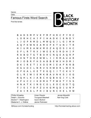 printable history quotes 6 printable activities for black history month black