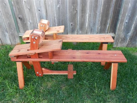 shaving bench shave horse plans bowyers bench tenbrook archery