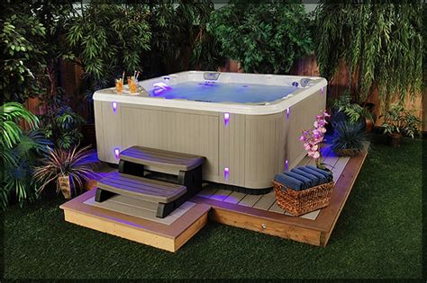 hot tub ideas backyard backyard with hot tubs allarchitecturedesigns
