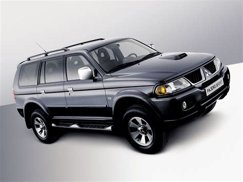 old car manuals online 2004 mitsubishi challenger seat position control mitsubishi pajero sport 3 0 2005 technical specifications interior and exterior photo