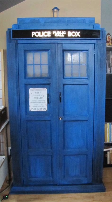 tardis bookcase for sale a bookcase shaped like a blue uk police call box omnium