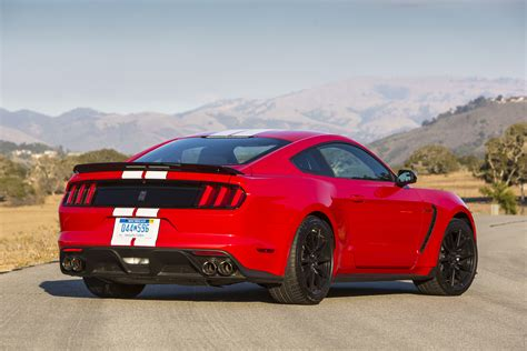 shelby mustang 2016 ford shelby gt350 mustang test review