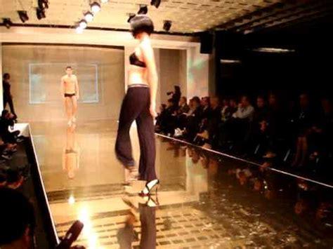 Fashion italian lingerie show