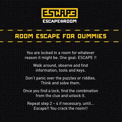 Escape Room Clues by Mission Square Room Escape