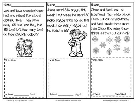 Math Problem Solving Worksheets 2nd Grade by Addition Problem Solving Worksheets For Grade 2 Math